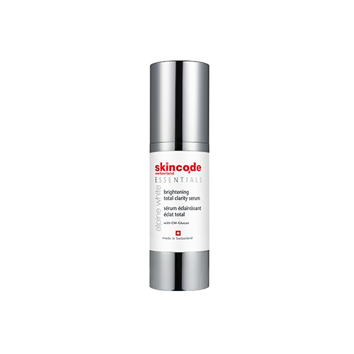 Brightening total clarity serum
